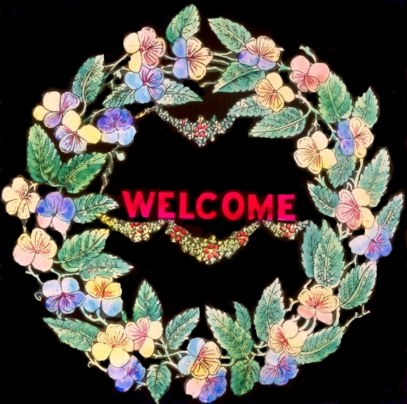 Asalamulaikum Welcome